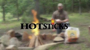 Hotsticks Firewood TV Spot, 'Lights Easy. Burns Hot' Featuring Kip Campbell - Thumbnail 10
