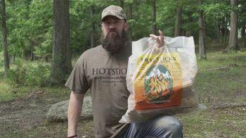 Hotsticks Firewood TV Spot, 'Lights Easy. Burns Hot' Featuring Kip Campbell - Thumbnail 2