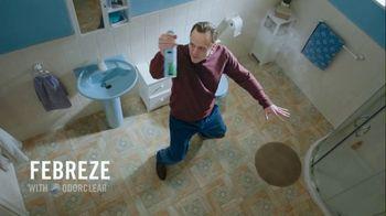 Febreze TV Spot, '#Odorodes: Bathroom' - Thumbnail 7