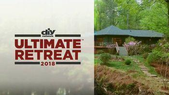 Mitsubishi Electric TV Spot, 'DIY Network: Ultimate Retreat 2018' - Thumbnail 2