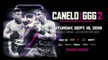 Golden Boy Promotions TV Spot, 'Canelo vs. GGG2' - Thumbnail 10