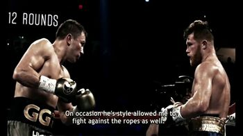 Golden Boy Promotions TV Spot, 'Canelo vs. GGG2' - Thumbnail 4