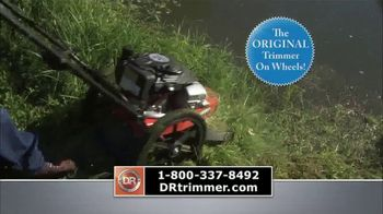 DR Trimmer Mower TV Spot, 'The Original Trimmer on Wheels: Free Shipping' - Thumbnail 1