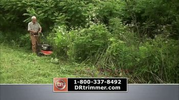 DR Trimmer Mower TV Spot, 'The Original Trimmer on Wheels: Free Shipping' - Thumbnail 3