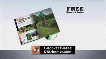 DR Trimmer Mower TV Spot, 'The Original Trimmer on Wheels: Free Shipping' - Thumbnail 7