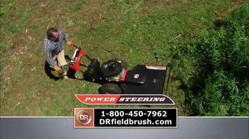 DR Field and Brush Mower TV Spot, 'Reclaim'