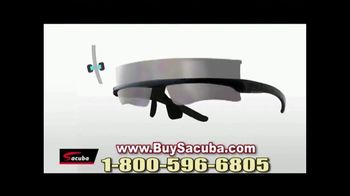 Sacuba Sunglases TV Spot, 'Self-Cleaning Sunglasses' - Thumbnail 3