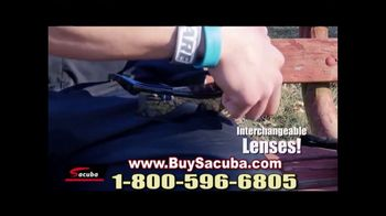 Sacuba Sunglases TV Spot, 'Self-Cleaning Sunglasses' - Thumbnail 5