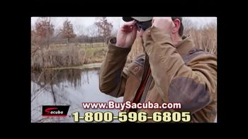 Sacuba Sunglases TV Spot, 'Self-Cleaning Sunglasses' - Thumbnail 6