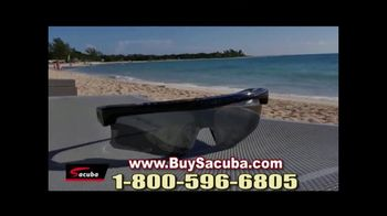 Sacuba Sunglases TV Spot, 'Self-Cleaning Sunglasses' - Thumbnail 9