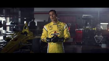 Pennzoil TV Spot, 'Professional Race Car Drivers Trust Pennzoil'