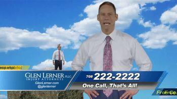 Glen Lerner TV Spot, 'Fight the Bullies'