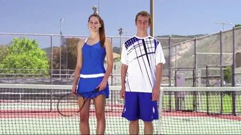 Tennis Warehouse TV Spot, 'Junior Tennis Gear'