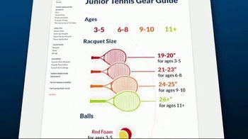Tennis Warehouse TV Spot, 'Junior Tennis Gear' - Thumbnail 6