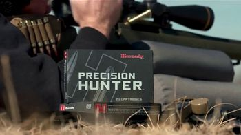 Hornady Precision Hunter TV Spot, 'Never Compromise'