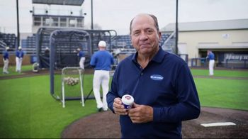 Blue-Emu Super Strength TV Spot, 'Big-Time Coverage' Featuring Johnny Bench - Thumbnail 1