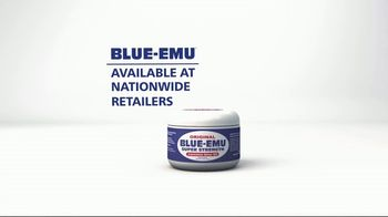 Blue-Emu Super Strength TV Spot, 'Big-Time Coverage' Featuring Johnny Bench - Thumbnail 10