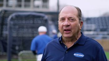 Blue-Emu Super Strength TV Spot, 'Big-Time Coverage' Featuring Johnny Bench - Thumbnail 2