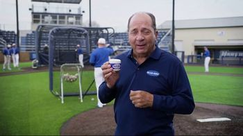 Blue-Emu Super Strength TV Spot, 'Big-Time Coverage' Featuring Johnny Bench - 1009 commercial airings