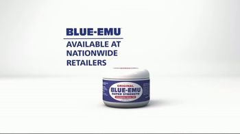 Blue-Emu Super Strength TV Spot, 'Big-Time Coverage' Featuring Johnny Bench - Thumbnail 9