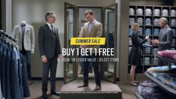 Men's Wearhouse Summer Sale TV Spot, 'Casual Friday' - Thumbnail 8