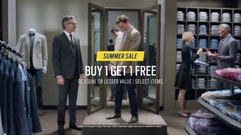 Men's Wearhouse Summer Sale TV Spot, 'Casual Friday' - Thumbnail 9