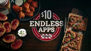 TGI Friday's $10 Endless Apps TV Spot, 'Endless Apps Forever'