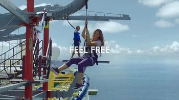 Norwegian Cruise Lines TV Spot, 'March to the Beat' Song by Pitbull - Thumbnail 2