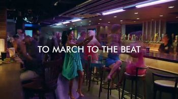 Norwegian Cruise Lines TV Spot, 'March to the Beat' Song by Pitbull - Thumbnail 7
