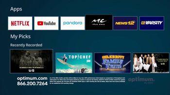 Optimum Double Summer Event TV Spot, 'Netflix Experience' - Thumbnail 7