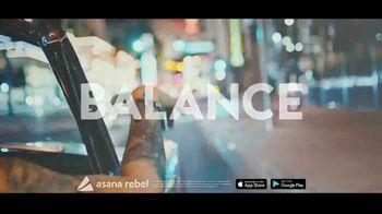 Asana Rebel TV Spot, 'Fit, Lean and Confident' - Thumbnail 6