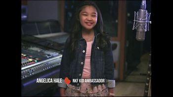 National Kidney Foundation TV Spot, 'Heart Your Kidneys' Ft. Angelica Hale - Thumbnail 2