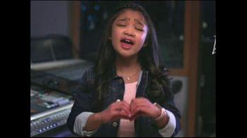 National Kidney Foundation TV Spot, 'Heart Your Kidneys' Ft. Angelica Hale - Thumbnail 9