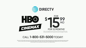DIRECTV HBO and Cinemax TV Spot, 'Exciting Offer' - Thumbnail 9