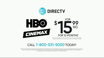 DIRECTV HBO and Cinemax TV Spot, 'Exciting Offer' - Thumbnail 3