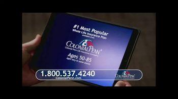Colonial Penn TV Spot, 'Call Now' Featuring Alex Trebek