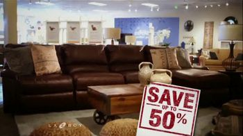 La-Z-Boy Factory Authorized Clearance TV Spot, 'Floor Samples & Closeouts' - Thumbnail 8