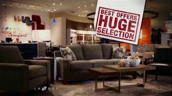 La-Z-Boy Factory Authorized Clearance TV Spot, 'Floor Samples & Closeouts' - Thumbnail 9