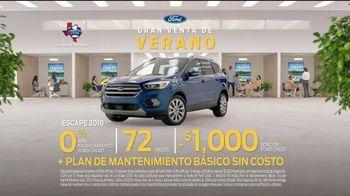 Ford Gran Venta de Verano TV Spot, 'Disfruta el verano' [Spanish] [T2] - Thumbnail 8