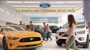 Ford Gran Venta de Verano TV Spot, 'Disfruta el verano' [Spanish] [T2] - Thumbnail 5