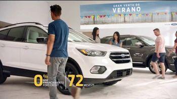Ford Gran Venta de Verano TV Spot, 'Disfruta el verano' [Spanish] [T2] - Thumbnail 6