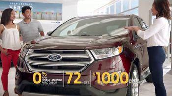 Ford Gran Venta de Verano TV Spot, 'Disfruta el verano' [Spanish] [T2] - Thumbnail 7
