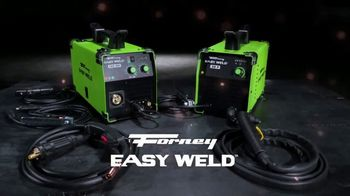 Forney Easy Weld TV Spot, 'Easy Did It'