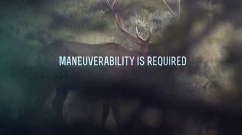 Swagger Bipods TV Spot, 'Maneuverability is Required' - Thumbnail 3