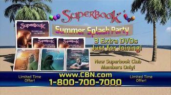 CBN Superbook Club Summer Splash Party TV Spot, 'Elijah and the Widow' - Thumbnail 8