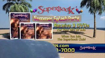 CBN Superbook Club Summer Splash Party TV Spot, 'Elijah and the Widow' - Thumbnail 5