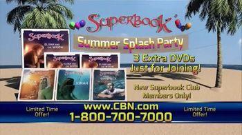 CBN Superbook Club Summer Splash Party TV Spot, 'Elijah and the Widow' - Thumbnail 6