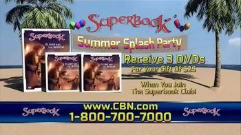 CBN Superbook Club Summer Splash Party TV Spot, 'Elijah and the Widow' - Thumbnail 7