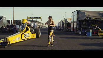NHRA Racer Leah Pritchett Trusts Pennzoil