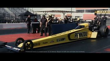Pennzoil Synthetics TV Spot, 'NHRA Racer Leah Pritchett Trusts Pennzoil' - Thumbnail 3